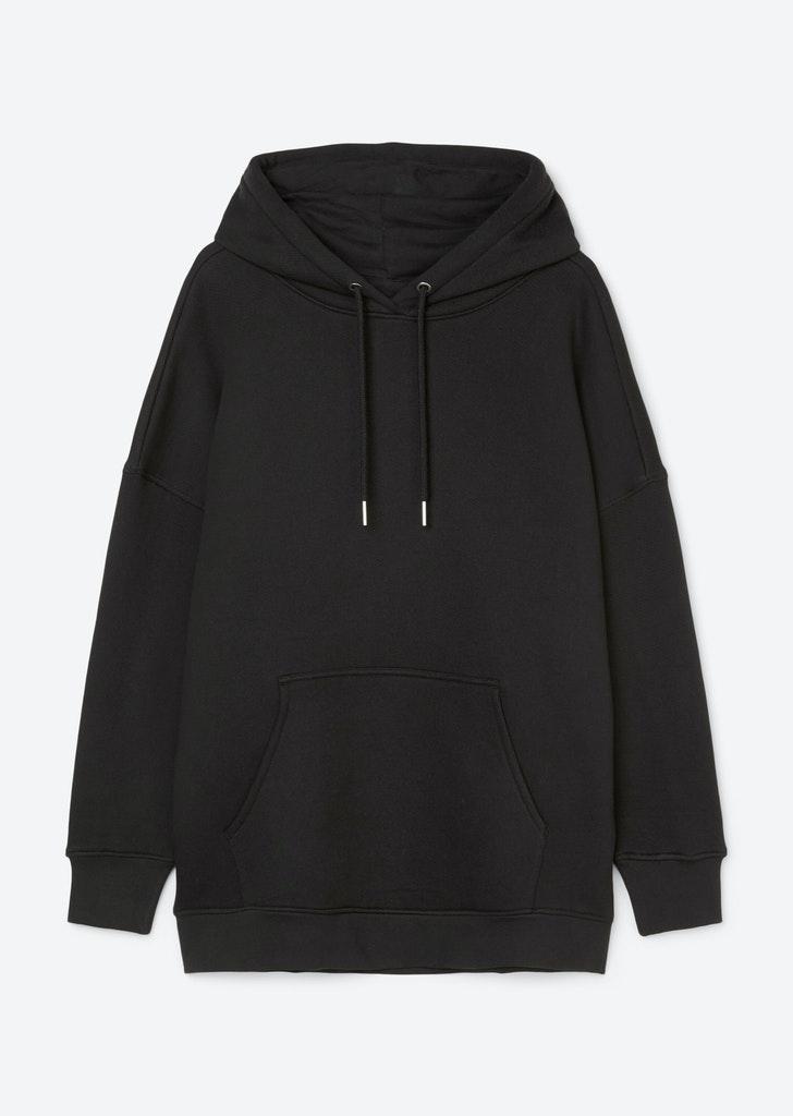 Oversize Kapuzen-Sweatshirt