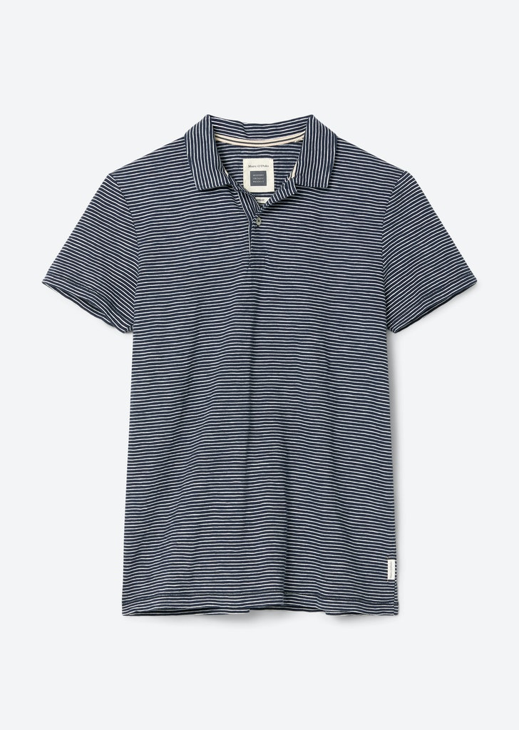 Kurzarm-Poloshirt shaped