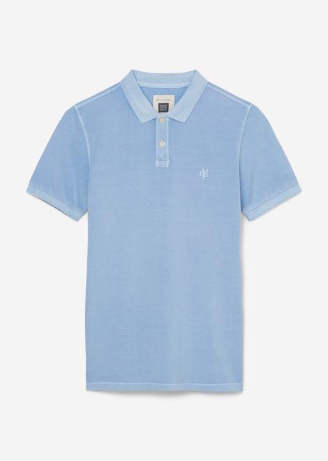 Kurzarm-Poloshirt Piqué