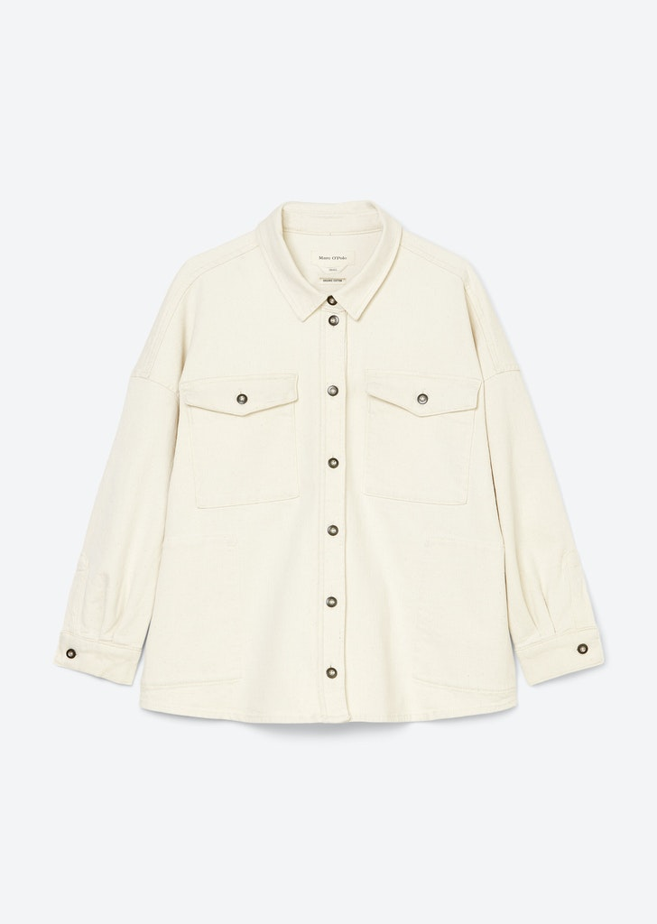 Lässiges Overshirt