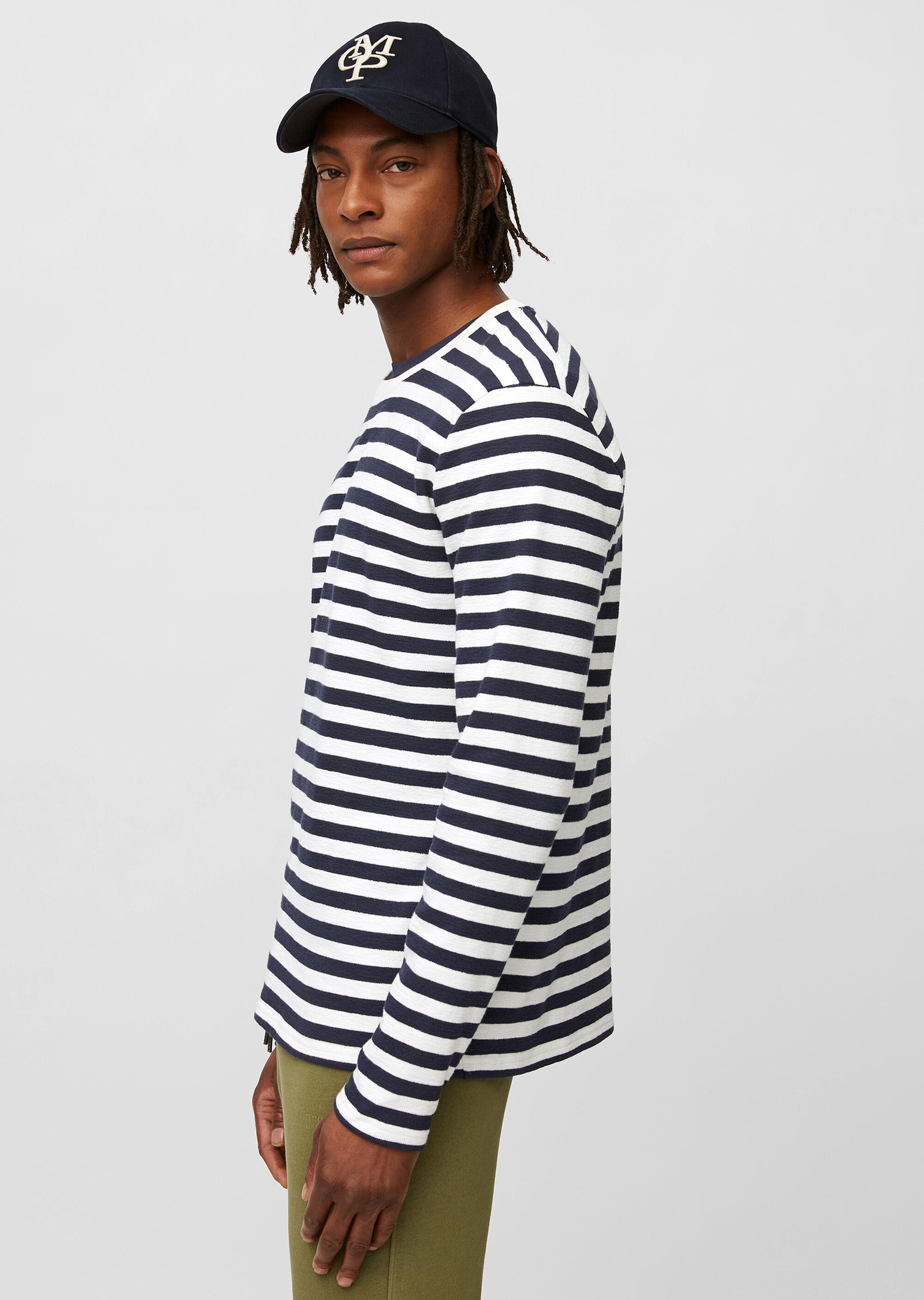 Festes Langarm-Shirt
