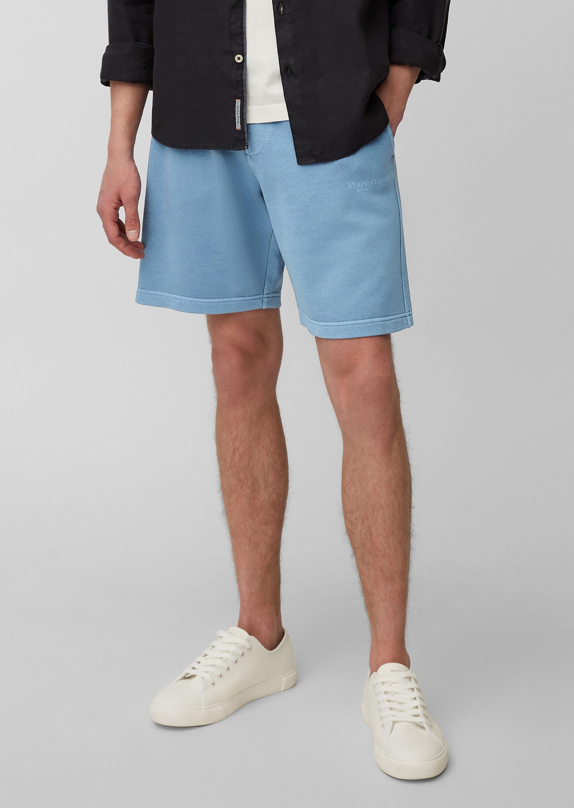 Sweat-Shorts aus Organic Cotton