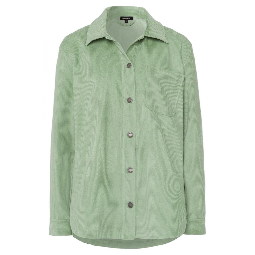 Overshirt aus Cord