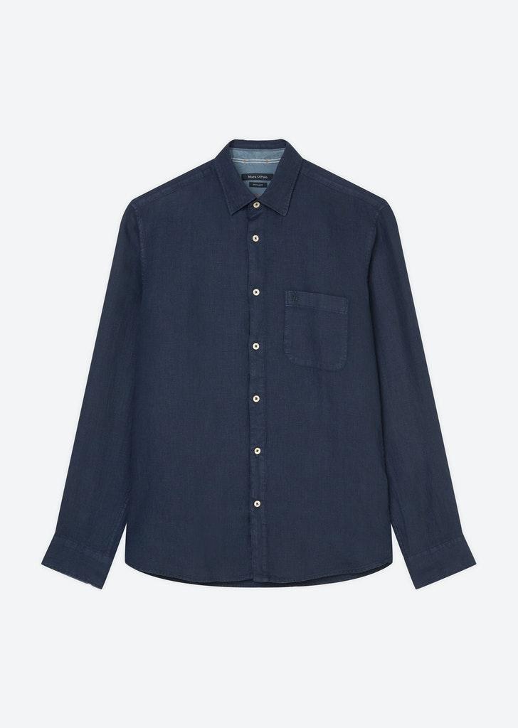 Leinenhemd regular