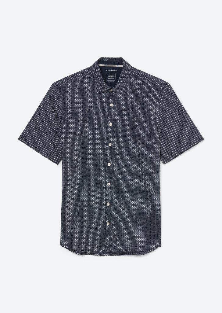 Kurzarm-Hemd shaped