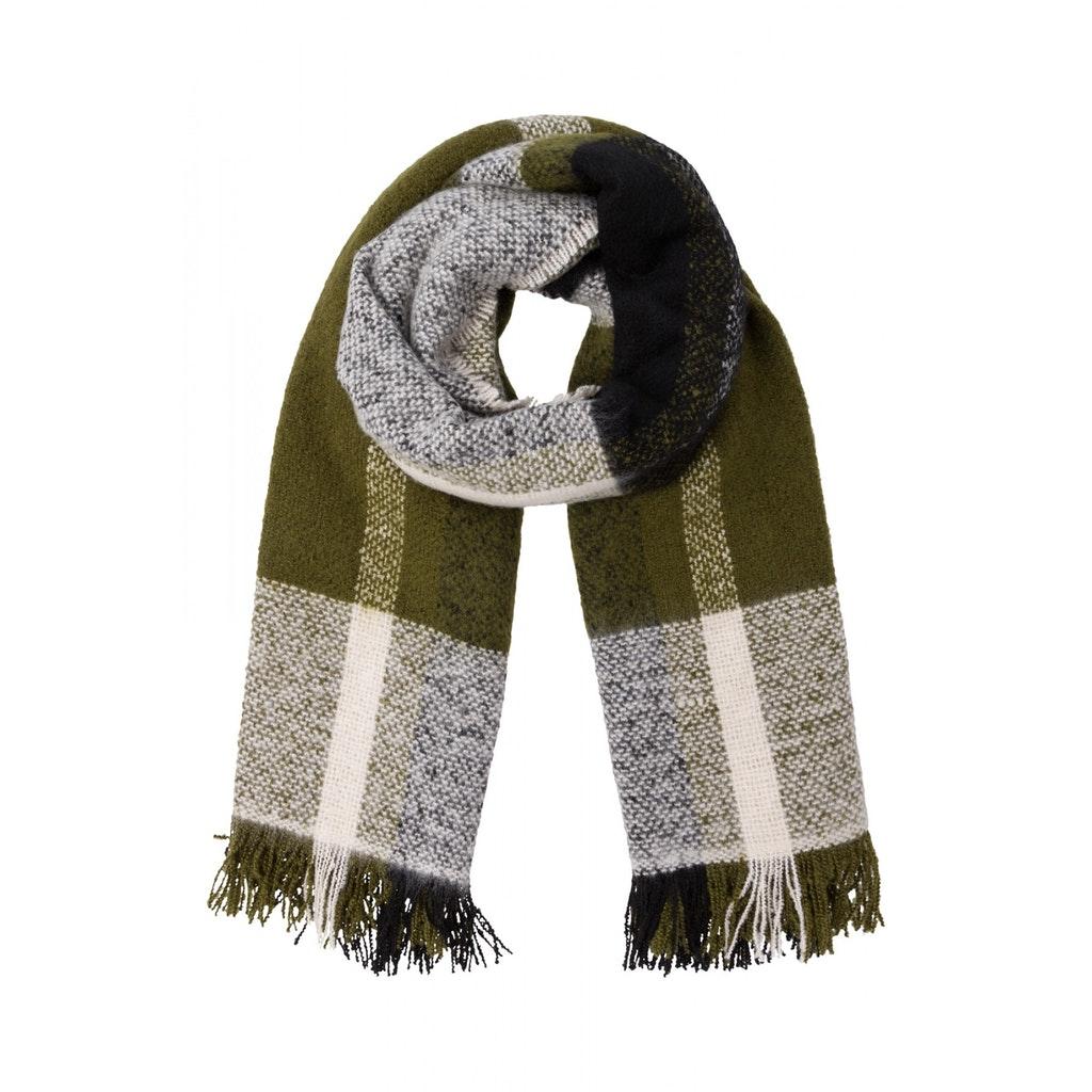 breiter Schal