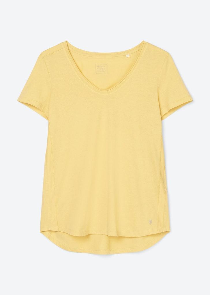 Rundhals Basic-Shirt