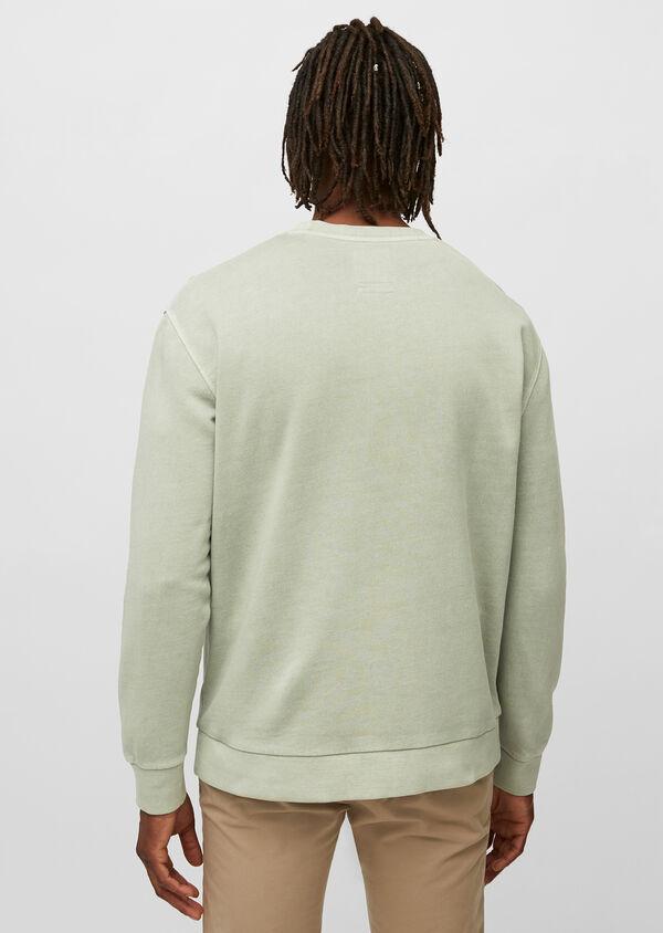Logo-Sweater aus hochwertiger Baumwolle