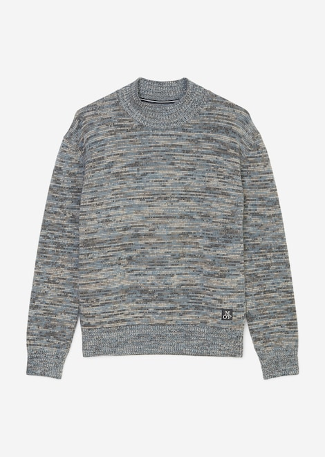 Turtle-Neck-Pullover