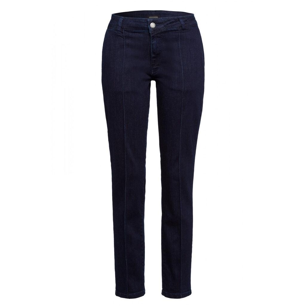 gerade Dark Denim Jeans
